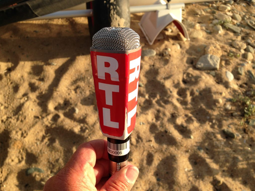 micro Lem Do 21b - Reporter radio RTL