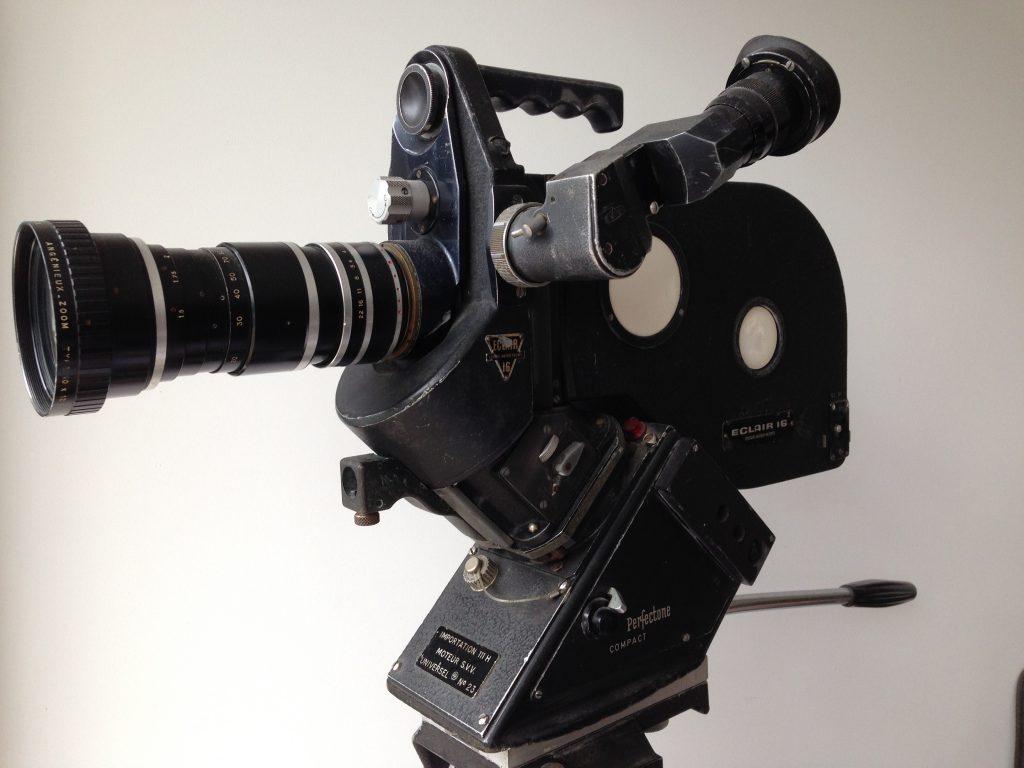caméra Eclair 16 NPR