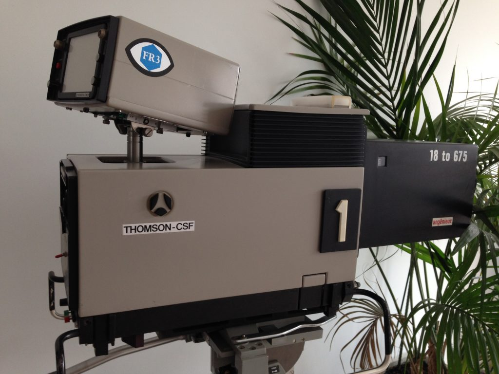 Caméra Thomson CSF TTV 1515