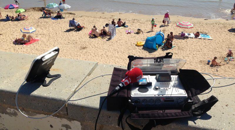 Nagra Ares C - RTL en Vendée