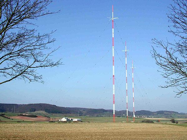 RTL emetteur grandes ondes